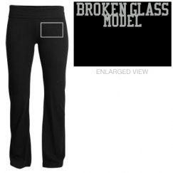BG Model Workout Pants (Black)