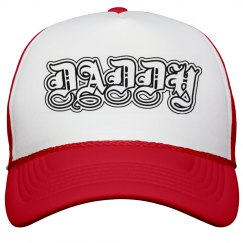 Daddy's Lil' Monster Hat