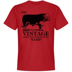 Vintage Birthday shirt #6
