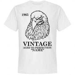 Vintage Eagle Birthday shirt #2