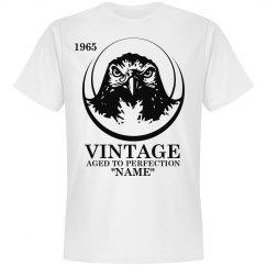 Vintage Hawk Birthday shirt