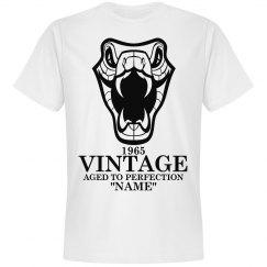 Vintage Cobra Birthday shirt
