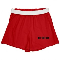 Nu-Dition Women's Fitness Shorts