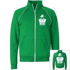 MOB Fleece Track Jacket (Unisex)
