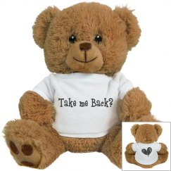 Take me back Teddy