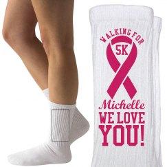 Breast Cancer 5K Walk