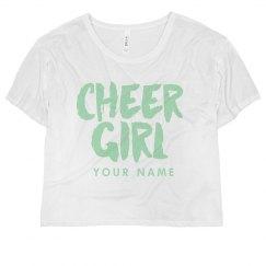Bold Cheer Girl