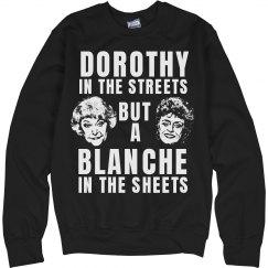 Dorothy Blanche Lifestyle