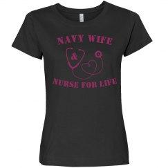 Navy Nurse Stethoscope
