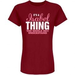 Isabel Thing