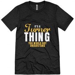Turner Thing