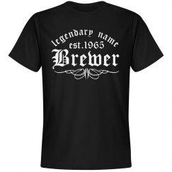 Brewer. Legendary name