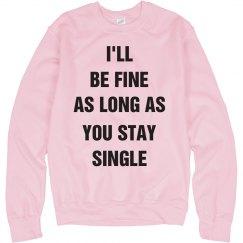 Funny Break Up Anti-Valentine