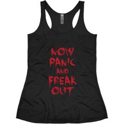 Panic and Freak Out Top