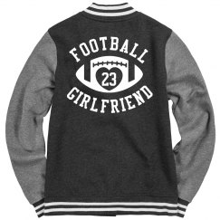 Football Girlfriend Coat
