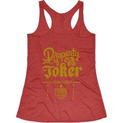 Property of Joker Workout