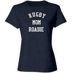 Rugby mom roadie