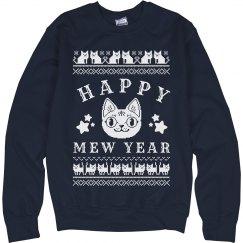 Happy Mew Year Navy