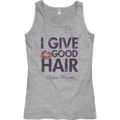 Hair Salon Tank