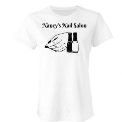 Nail Salon Tee