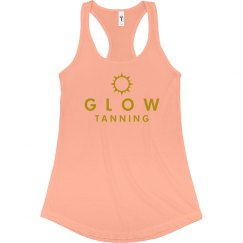 Tan Salon Tank