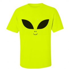 Alien Face T