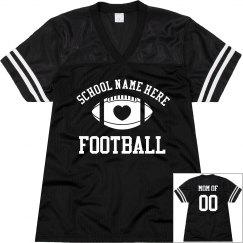 Best Selling Custom Football Mom Jersey