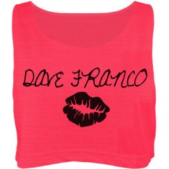 Dave Franco Neon Top