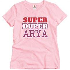 Super Duper Arya