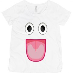 Smile Maternity Shirt