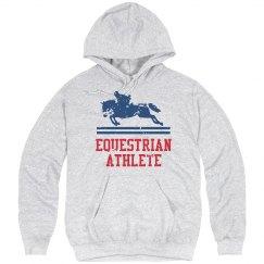 Equestrian Athlete