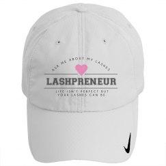 Lashpreneur Varsity Hat