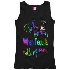 Tequila Calls My Name