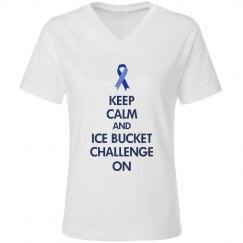 Keep Calm Ice Bucket