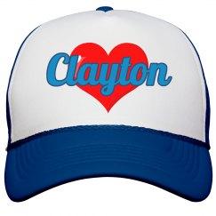 I love Clayton