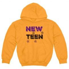 New Teenager Sweater