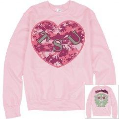 TSU Girls Sweat Shirt