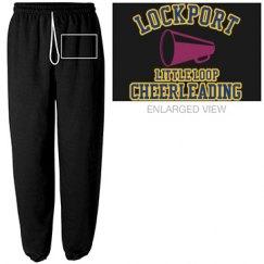 Cheerleading sweatpants