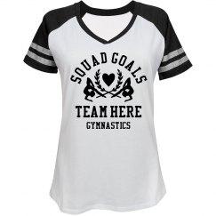 Cute Gymnastics Team Squad Goals