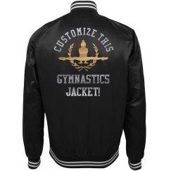 Customize Cute Gymnastics Jackets