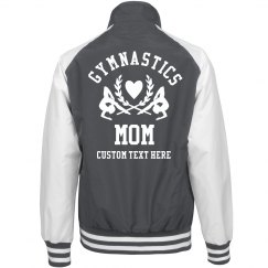 Custom Cheering Gymnastics Mom