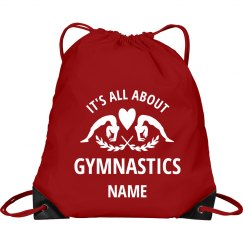 It's All About Gymnastics Custom