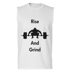 Sleeveless Rise and Grind