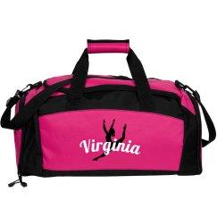 Virginia dance bag