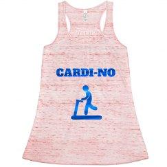 Cardi-no Woman's Tank