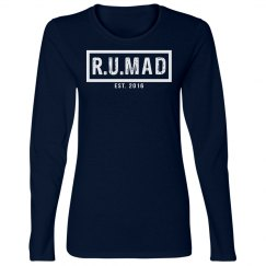 R.U.MAD [ARE YOU MAD] NAVY BLUE