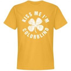 Kiss Me I'm Yellow