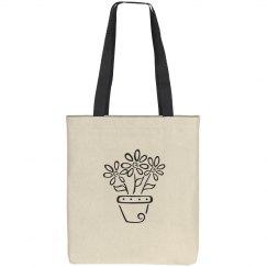 flower pot bag