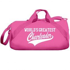 Greatest Cheerleader