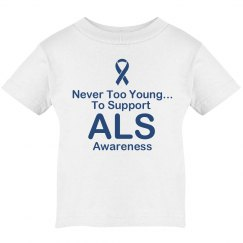 Never Too Young  ALS